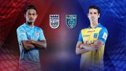 Mumbai City FC vs Kerala Blasters FC