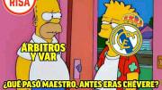 Real Madrid cayó ante Valencia tras tres penales en contra.
