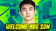 """NRG Esports announced the acquisition of ex-Gen.G CS:GO player Sam """"s0m"""" Oh to its developing Valorant roster Wednesday."""