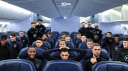 Who's making the England squad plane this summer?