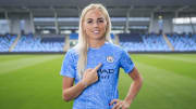 Alex Greenwood has signed for Manchester City after leaving Lyon