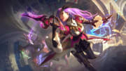The Battle Queen Katarina skin has been announced by Riot on their official Twitter.