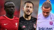 Sadio Mané, Eden Hazard et Antoine Griezmann ont vu leur valeur chuter ces derniers mois.