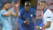 Dias, Kanté et Mbappé ont impressionné cette saison en Ligue des champions