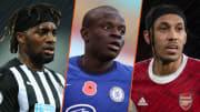 Les anciens joueurs de la Ligue 1 brillent en Premier League.
