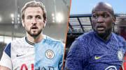 Duel au sommet en Premier League entre Harry Kane et Romelu Lukaku.