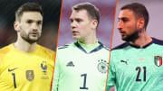 Plusieurs des meilleurs gardiens seront présents durant l'Euro 2020.