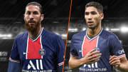 Sergio Ramos et Achraf Hakimi devrait rapidement signer au PSG.