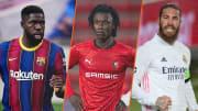 Umtiti, Camavinga et Ramos sont au coeur des infos mercato de ce lundi 5 juillet
