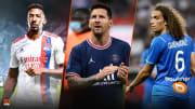 Jérôme Boateng, Lionel Messi et Mattéo Guendouzi.