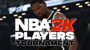 The NBA 2K Players Tournament hasn't commenced quite as planned