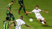 Coelho eliminou o Corinthians nas oitavas de final da Copa do Brasil 2020.