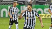 Atlético-MG dominou o Fluminense na eliminatória