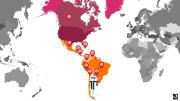 I Messi tra Nord e Sud America