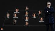 Laurent Blanc avait opté pour un 3-5-2 qui restera dans les mémoires lors du dernier affrontement entre le PSG et Manchester City