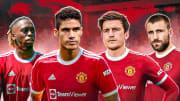 Raphael Varane, nuevo defensa del Manchester United