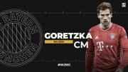 Bayern Munich's Leon Goretzka has evolved into a world class midfielder | #W2WC