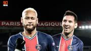 Messi associé à Neymar et Mbappé ? Le PSG y croît.