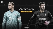 90min will name the five goalkeepers in the game who fit into the world class bracket