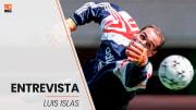 Luis Islas, arquero histórico de Independiente