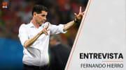 Entrevista exclusiva con Fernando Hierro para 90min