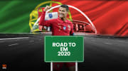 Cristiano Ronaldo geht in seine wohl letzte EM