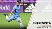 Entrevista exclusiva con Maxi Moralez, futbolista del New York City