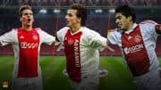 Zlatan Ibrahimovic s'est construit un nom avec l'Ajax Amsterdam.