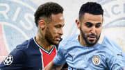 Le PSG pourra compter Neymar et Manchester City Mahrez.