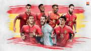 Los 50 jugadores españoles que podrían jugar la Eurocopa con la selección