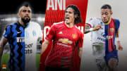 Vidal à l'OM, Cavani prolonge à Man United et Depay d'accord avec le Barça !