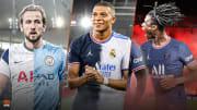 Kane, Mbappé et Camavinga font l'actu mercato