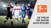 Die 18 Bundesliga-MVPs der Saison 2020/21