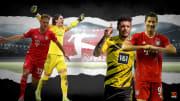 Die 25 besten Bundesliga-Spieler im neuen FIFA 21