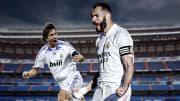 Karim Benzema a rejoint Raul au quatrième rang des meilleurs buteurs de la Ligue des Champions.