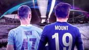 Phil Foden et Mason Mount, le deux prodiges anglais de cette finale.