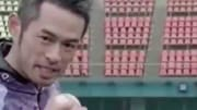 Seattle Mariners legend Ichiro Suzuki showed off his insane accuracy in a video.