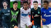 Daichi Kamada, Josip Brekalo, Chanathip Songkrasin, Milot Rashica, Rabbi Matondo Bundesliga Thai