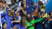 Chelsea 2011/12 vs Chelsea 2020/21 UEFA Champions League Champions