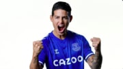 Everton have secured the services of Real Madrid star James Rodriguez