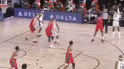 J.R. Smith se ha visto en buena forma durante la preparación de los Lakers en Orlando