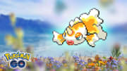 Get a Shiny Goldeen in Pokémon GO in the upcoming Lake Legends event. | Photo by GAMEFREAK and Niantic, Edit by Andrew Lin