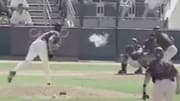 19 years ago today Randy Johnson blew up a bird with a fastball in Spring Training.