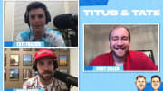 Cody Zeller as a guest on Titus & Tate