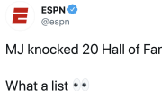 How could ESPN not spell Dominique Wilkins' name correctly?