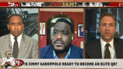 "Stephen A. Smith, Damien Woody and Max Kellerman on ""First Take"""