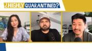 "Mina Kimes, Dan Le Batard and Pablo Torre on ""Highly Quarantined"""