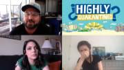 Dan Le Batard, Katie Nolan and Mina Kimes on Highly Quarantined