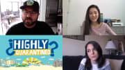 Dan Le Batard, Mina Kimes and Katie Nolan on Highly Questionable