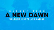 Cloud9 announced new Counter-Strike leadership Monday.
